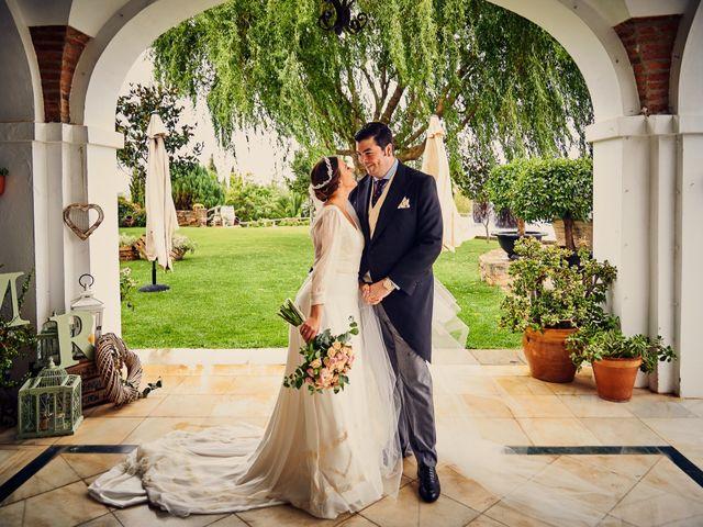 La boda de Andrés y Laura en Zafra, Badajoz 24