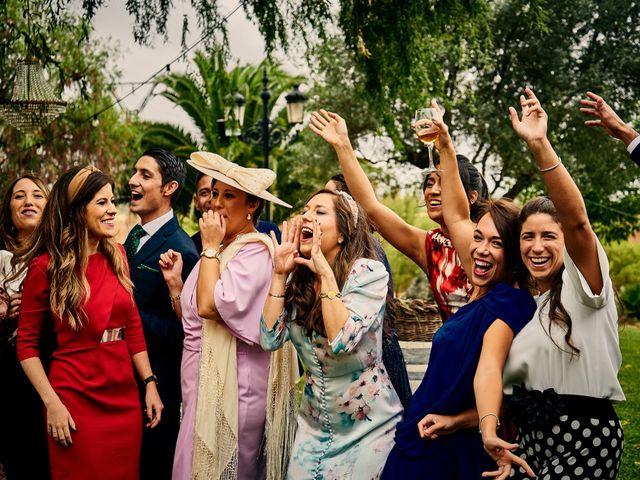 La boda de Andrés y Laura en Zafra, Badajoz 29