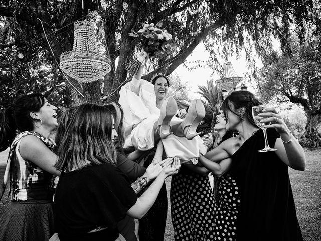 La boda de Andrés y Laura en Zafra, Badajoz 30