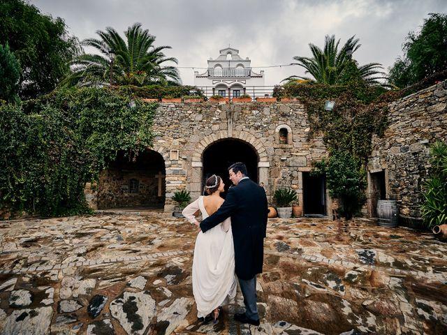 La boda de Andrés y Laura en Zafra, Badajoz 32
