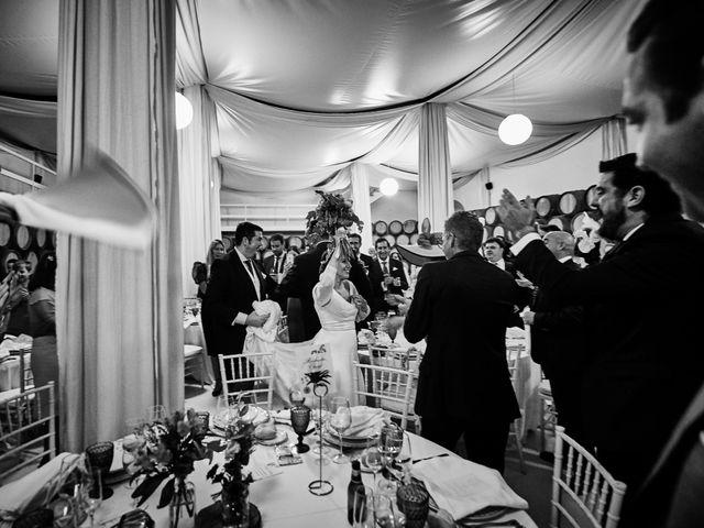 La boda de Andrés y Laura en Zafra, Badajoz 33
