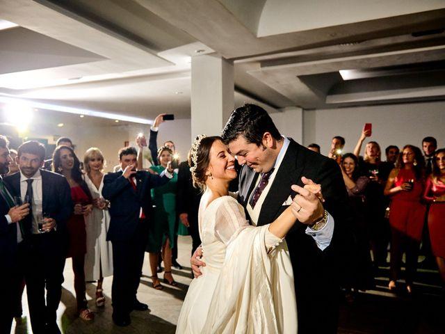 La boda de Andrés y Laura en Zafra, Badajoz 35