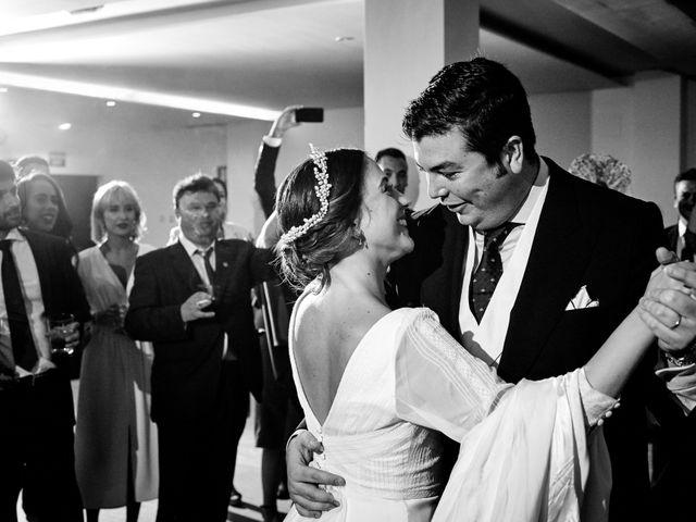 La boda de Andrés y Laura en Zafra, Badajoz 36