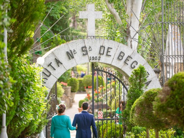 La boda de Eduardo y Sara en Miraflores De La Sierra, Madrid 16