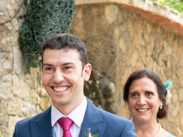 La boda de Eduardo y Sara en Miraflores De La Sierra, Madrid 17