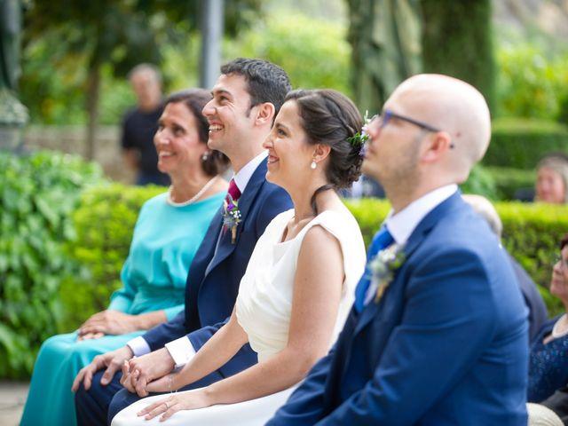 La boda de Eduardo y Sara en Miraflores De La Sierra, Madrid 19