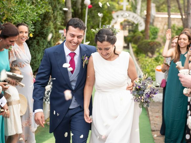 La boda de Eduardo y Sara en Miraflores De La Sierra, Madrid 25