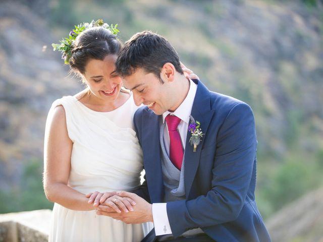 La boda de Eduardo y Sara en Miraflores De La Sierra, Madrid 27
