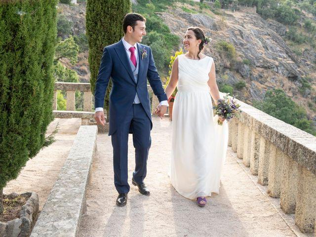 La boda de Eduardo y Sara en Miraflores De La Sierra, Madrid 28