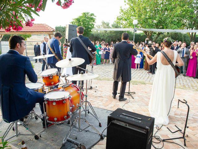 La boda de Eduardo y Sara en Miraflores De La Sierra, Madrid 32