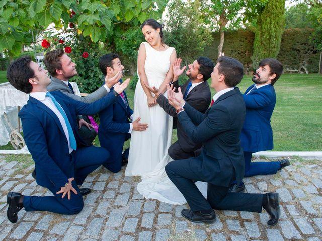 La boda de Eduardo y Sara en Miraflores De La Sierra, Madrid 37
