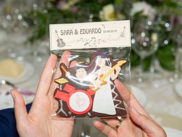 La boda de Eduardo y Sara en Miraflores De La Sierra, Madrid 38