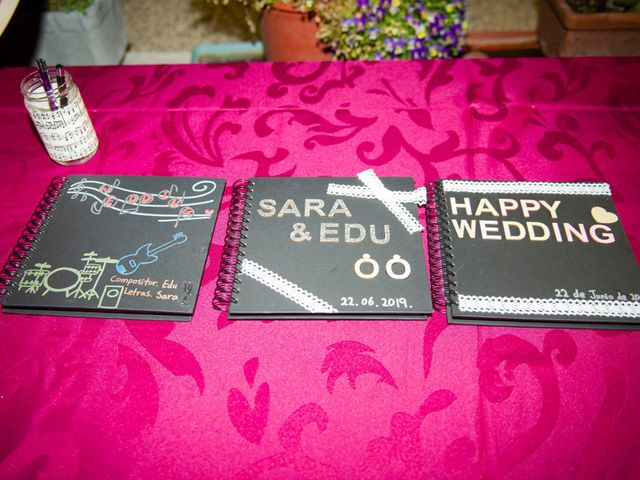 La boda de Eduardo y Sara en Miraflores De La Sierra, Madrid 43