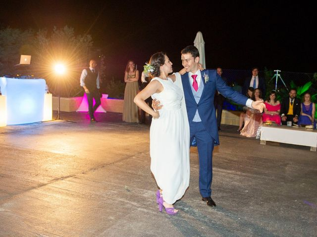 La boda de Eduardo y Sara en Miraflores De La Sierra, Madrid 45