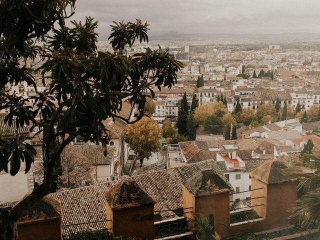 La boda de Ruth y Santos en Granada, Granada 41
