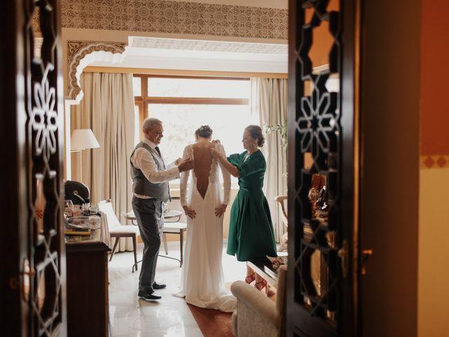 La boda de Ruth y Santos en Granada, Granada 55