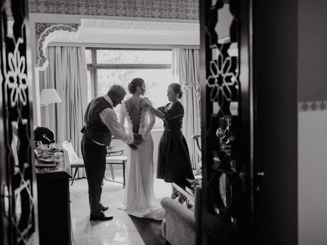 La boda de Ruth y Santos en Granada, Granada 56