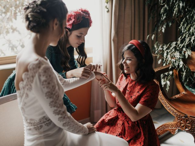 La boda de Ruth y Santos en Granada, Granada 61