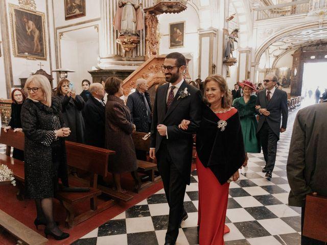 La boda de Ruth y Santos en Granada, Granada 79