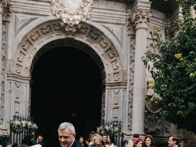 La boda de Ruth y Santos en Granada, Granada 81