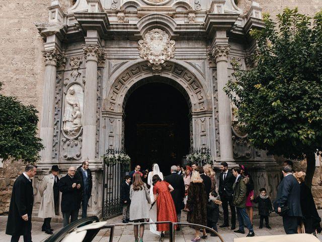 La boda de Ruth y Santos en Granada, Granada 85