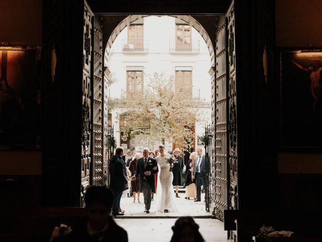 La boda de Ruth y Santos en Granada, Granada 86