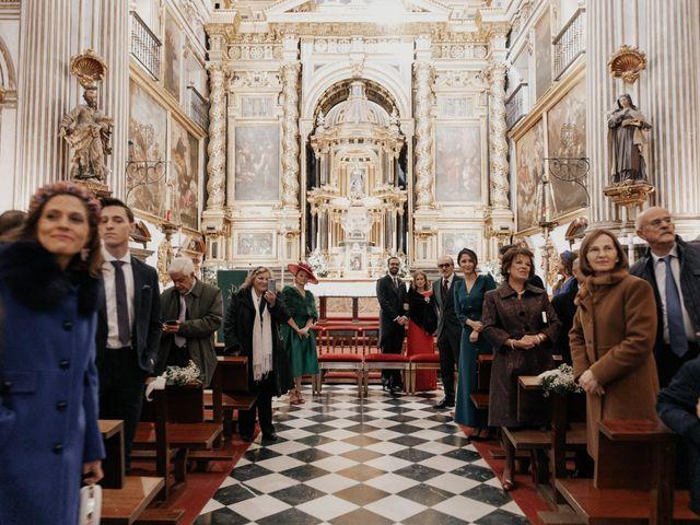 La boda de Ruth y Santos en Granada, Granada 87