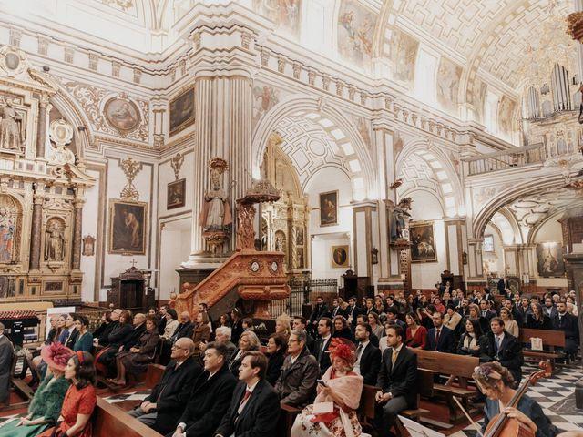 La boda de Ruth y Santos en Granada, Granada 91