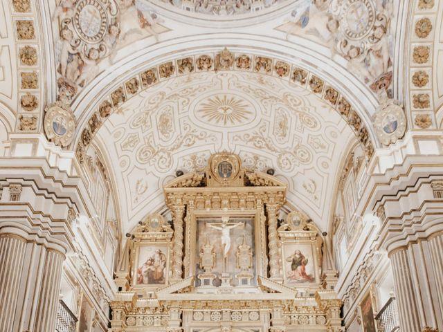 La boda de Ruth y Santos en Granada, Granada 93
