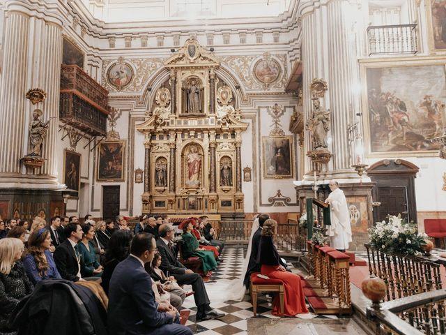 La boda de Ruth y Santos en Granada, Granada 94
