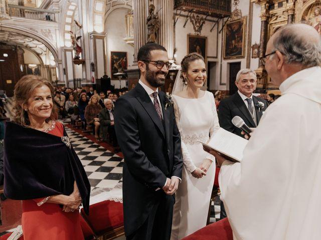La boda de Ruth y Santos en Granada, Granada 95