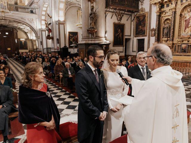 La boda de Ruth y Santos en Granada, Granada 96