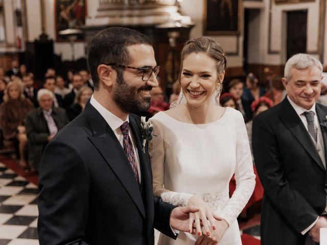 La boda de Ruth y Santos en Granada, Granada 100