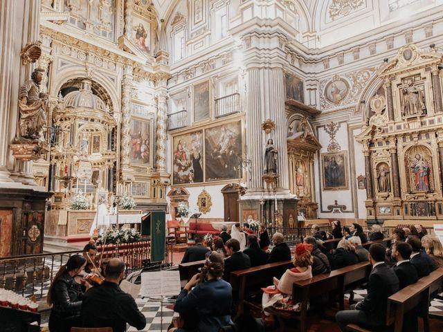 La boda de Ruth y Santos en Granada, Granada 104