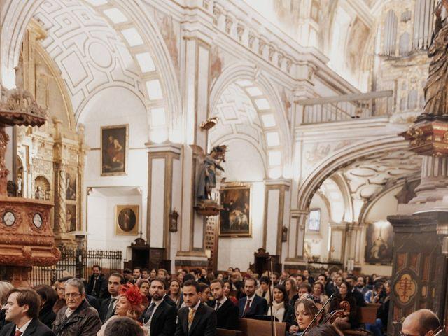 La boda de Ruth y Santos en Granada, Granada 107