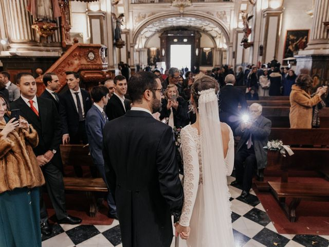 La boda de Ruth y Santos en Granada, Granada 108