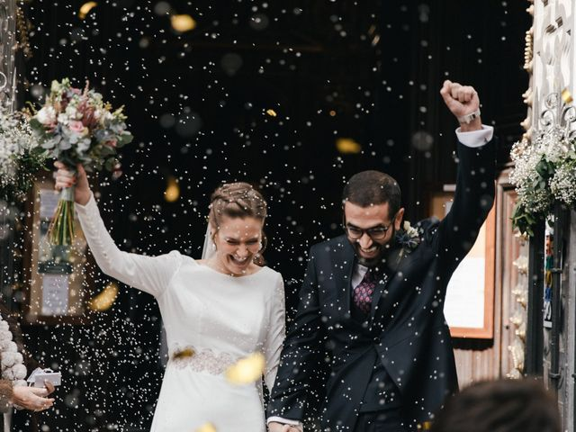 La boda de Ruth y Santos en Granada, Granada 111
