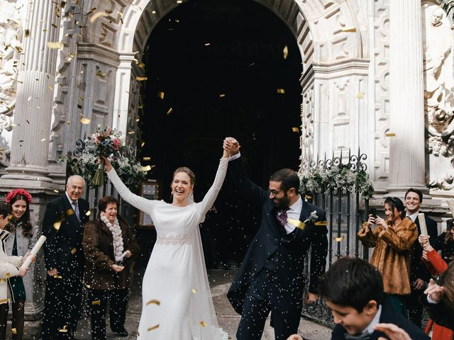 La boda de Ruth y Santos en Granada, Granada 112