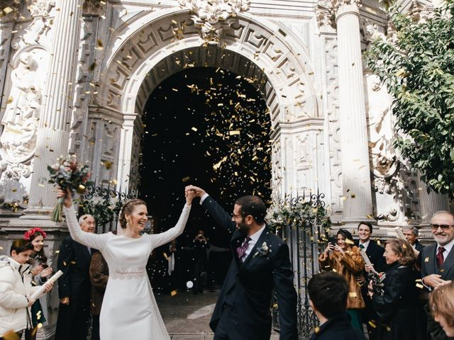 La boda de Ruth y Santos en Granada, Granada 113