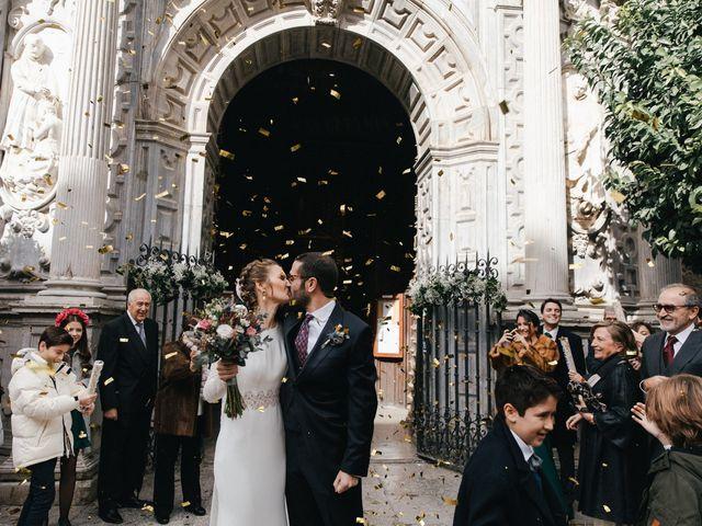 La boda de Ruth y Santos en Granada, Granada 114
