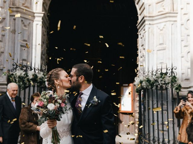La boda de Ruth y Santos en Granada, Granada 115