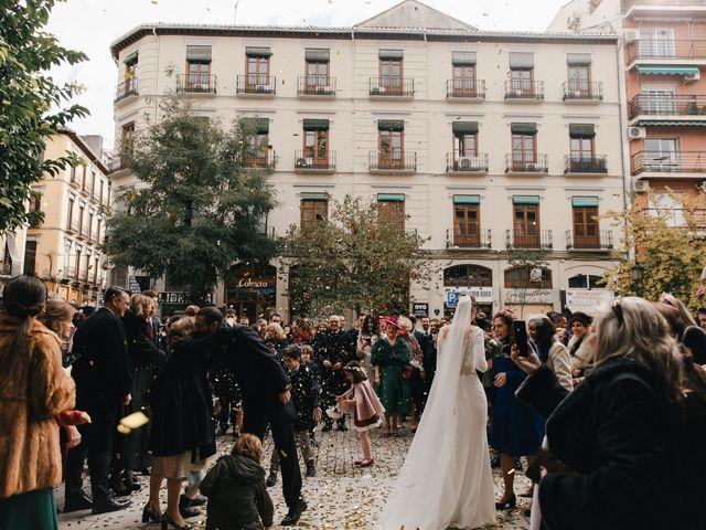 La boda de Ruth y Santos en Granada, Granada 116