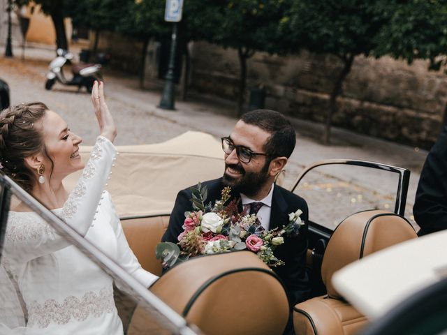 La boda de Ruth y Santos en Granada, Granada 125