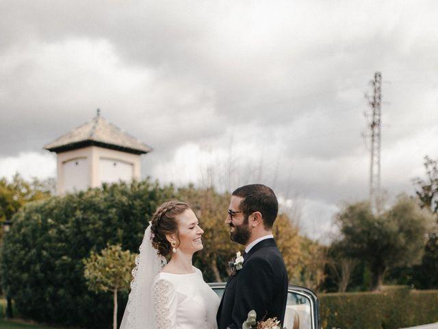 La boda de Ruth y Santos en Granada, Granada 137