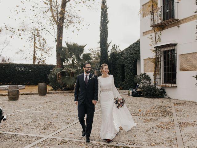 La boda de Ruth y Santos en Granada, Granada 140