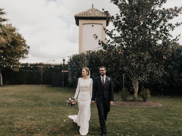 La boda de Santos y Ruth