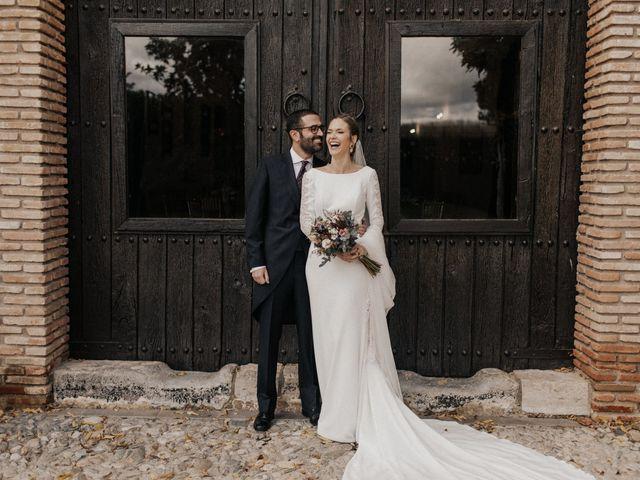 La boda de Ruth y Santos en Granada, Granada 146