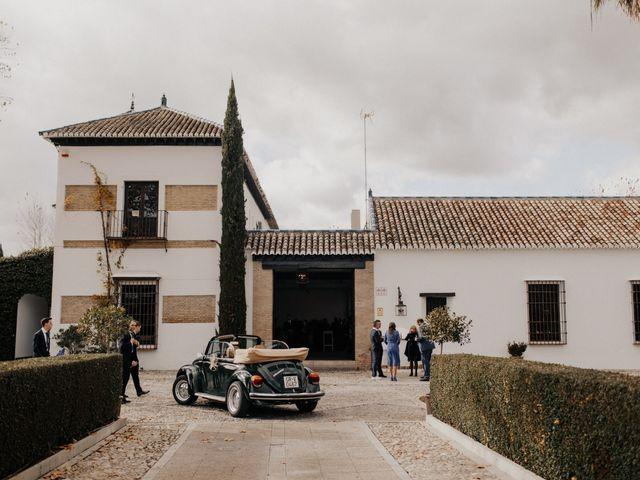 La boda de Ruth y Santos en Granada, Granada 171