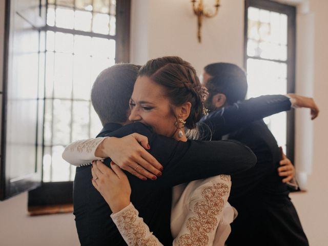 La boda de Ruth y Santos en Granada, Granada 187