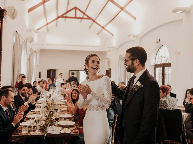 La boda de Ruth y Santos en Granada, Granada 189